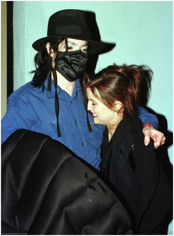 an analysis of the day that michael jackson and lisa marie presley tied the knot Use the knot's bridal registry and wedding website finder to search for a couple.